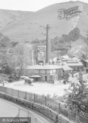 St Boniface Downs, The Mill 1927, Ventnor