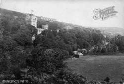 Ventnor, Steephill Castle c.1883