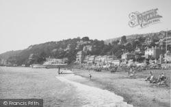 The Beach c.1950, Ventnor