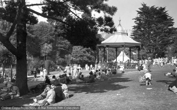 Ventnor, The Park 1935