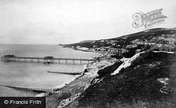 The Pier c.1876, Ventnor
