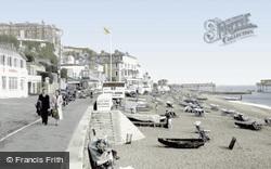 The Promenade c.1950, Ventnor