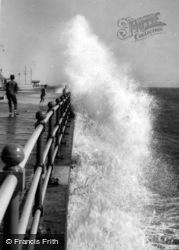 The Promenade c.1960, Ventnor