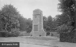 War Memorial 1923, Ventnor