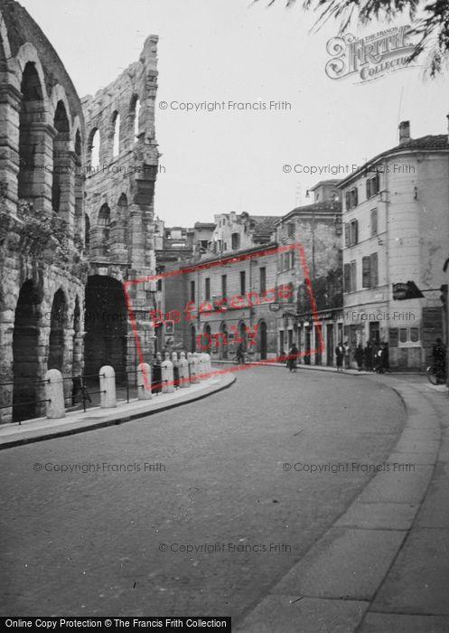 Photo of Verona, Arena, Ala c.1938