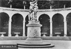 Abduction Of Persephone, The Colonnade c.1920, Versailles