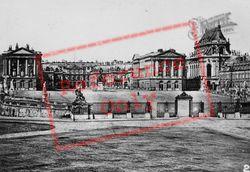 General View c.1920, Versailles