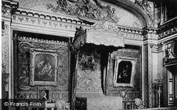 King's Chamber c.1920, Versailles