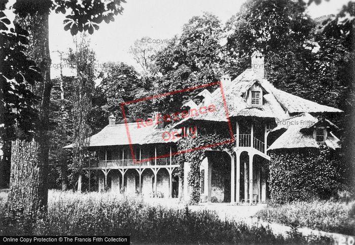 Photo of Versailles, La Maison De La Reine, Petit Trianon c.1920