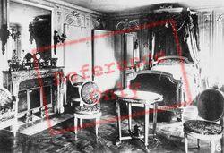 Marie Antoinette's Room, Petit Trianon c.1920, Versailles