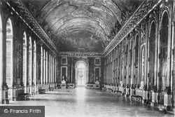 The Hall Of Mirrors c.1920, Versailles