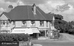 Cross Roads c.1955, Verwood