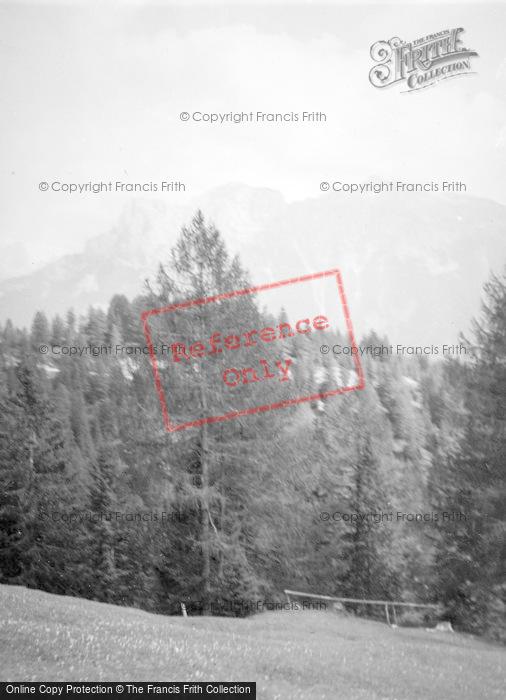 Photo of Vigo Di Fassa, Costalunga Pass 1938