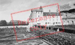 Chateau De Villandry And Gardens c.1935, Villandry