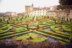 Chateau De Villandry And The Gardens 1984, Villandry