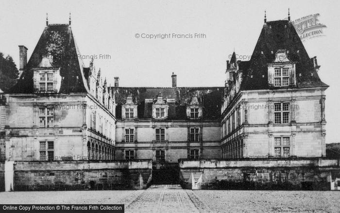 Photo of Villandry, Chateau De Villandry c.1930