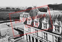 Chateau De Villandry c.1930, Villandry
