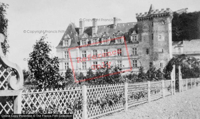 Photo of Villandry, Chateau De Villandry c.1935