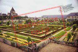 Chateau De Villandry Gardens 1984, Villandry