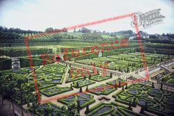 Chateau De The Gardens 1984, Villandry