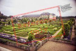 Chateau De Villandry Vegetable Garden 1984, Villandry
