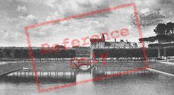 Chateau De Water Garden c.1930, Villandry
