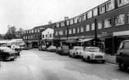 Virginia Water, Station Parade c1960