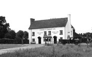Virginia Water, the Rose and Crown c1955