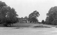 Virginia Water, Wentworth Clubhouse c1960