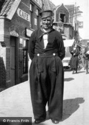 A Man In Volendam Costume c.1935, Volendam