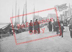 c.1938, Volendam