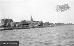 From The Sea c.1935, Volendam