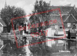 General View c.1935, Volendam