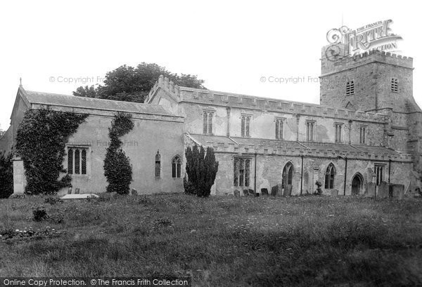 Photo of Waddesdon, Church Of St Michael And All Angels 1897