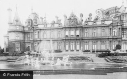 Waddesdon, The Manor 1897