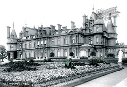 Waddesdon, The Manor, South Front 1897