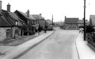 Waddington, High Street c1960