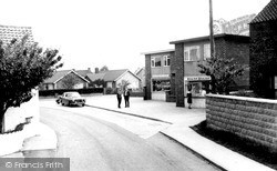 Waddington, Lower High Street c.1960