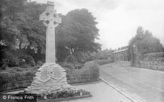 Waddington, War Memorial 1921
