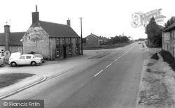 Waddington, Wheatsheaf Inn c.1960