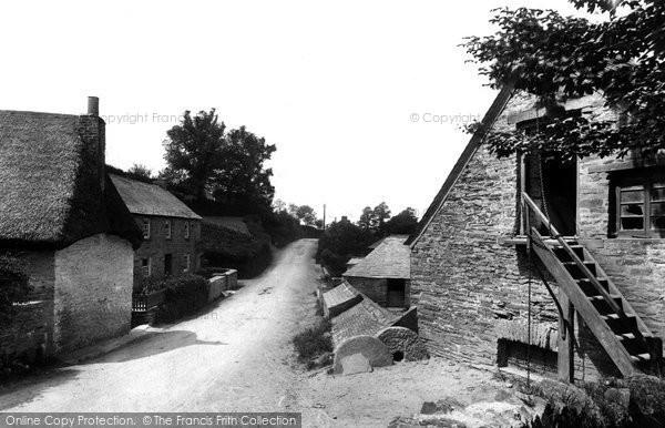 Wadebridge,Pencarrow Mill 1906,Cornwall