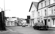 Wadebridge, the Swan Hotel c1965
