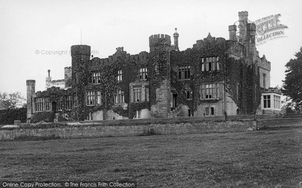Wadhurst, Castle 1903