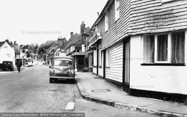 Wadhurst, High Street c1965