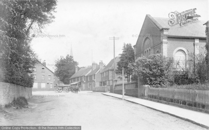 Wadhurst, Lower High Street 1903