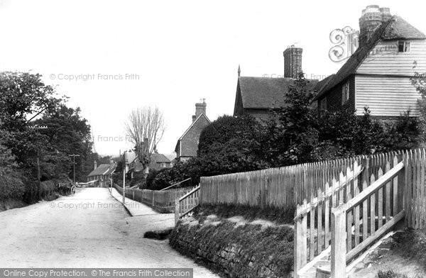 Wadhurst, Lower High Street 1903