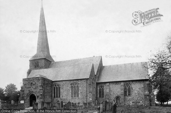 Wadhurst, Church 1903