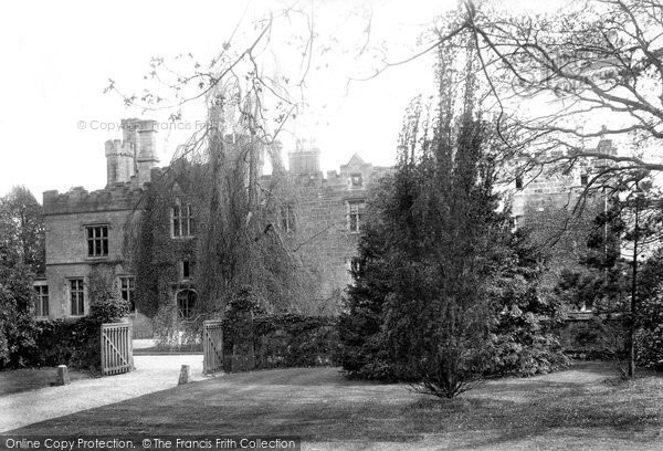 Wadhurst, the Castle 1903