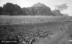 1965, Wadi Rum