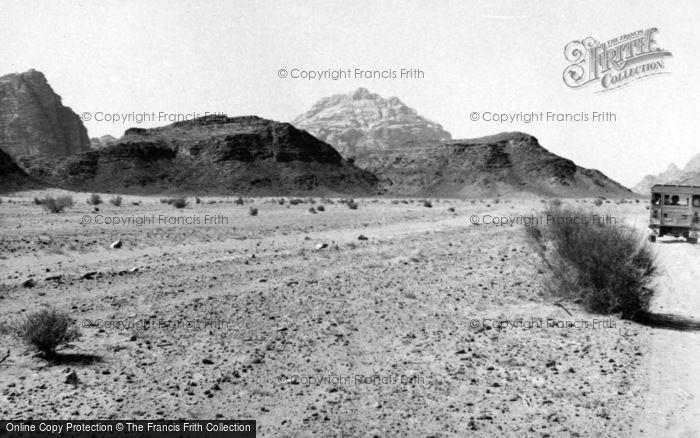 Photo of Wadi Rum, 1965